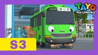 Tayo Español la Serie 3 l #3 Rogi el autobús de limpieza l Tayo el pequeño Autobús