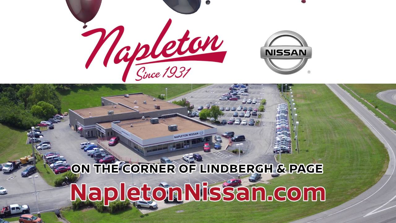Napleton St. Louis Nissan Grand Opening Savings! - YouTube