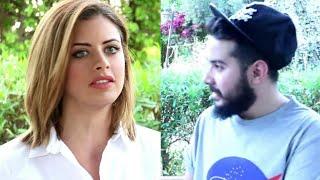 زهراء حبيب بطله مسلسل هوى بغداد تكشف اسرار حياتها لاول مره بحوار خاص جدا مع ساري حسام