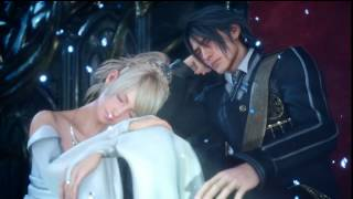 FINAL FANTASY ROYAL EDITION - HAPPY ENDING PRINCE NOTIS & LUNA / Pernikahan Pangeran Notis & Luna