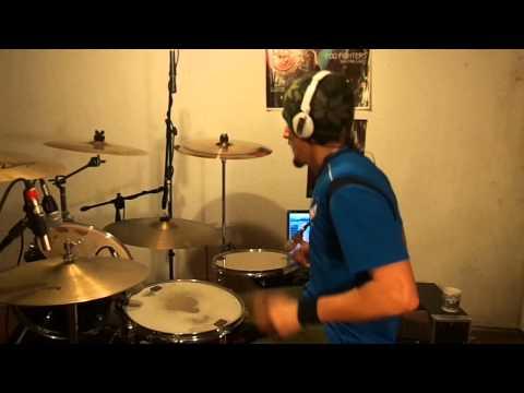 Green Day - Kill The DJ Drum Cover (HD)