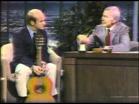Uwe Kind on the Tonight Show with Johnny Carson