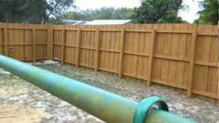 Building A Cat Fence, Part 1 Of 2