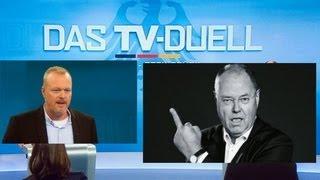 Das TV-Duell Merkel - Steinbrück / Raab teilt aus!