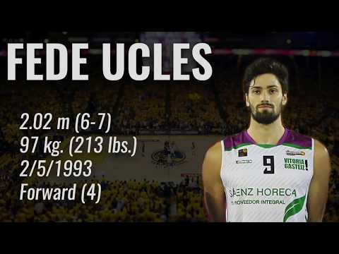 Fede Ucles - Highlights 17/18