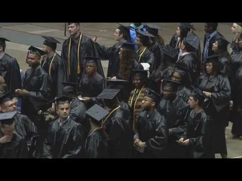 Milwaukee Area Technical College 2016 Spring Commencement