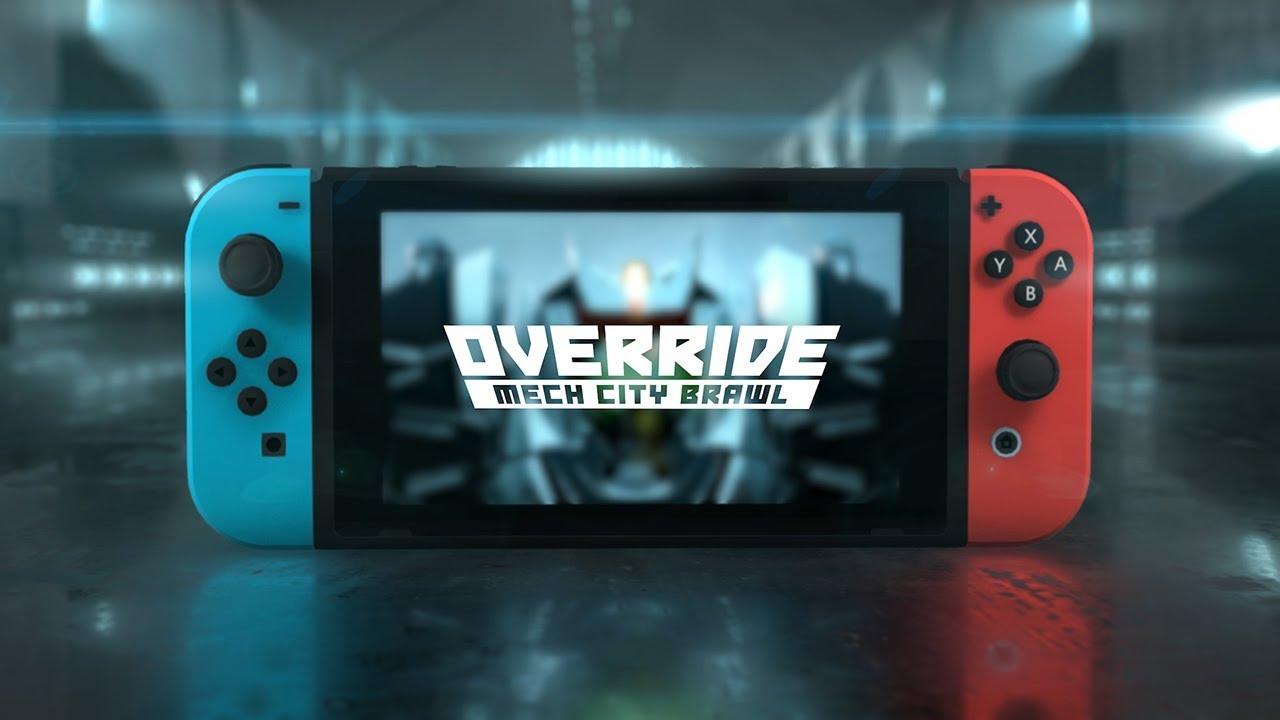 Launch Trailer για το Override: Mech City Brawl