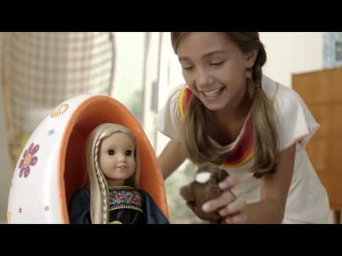 Julie Albright | BeForever | @American Girl