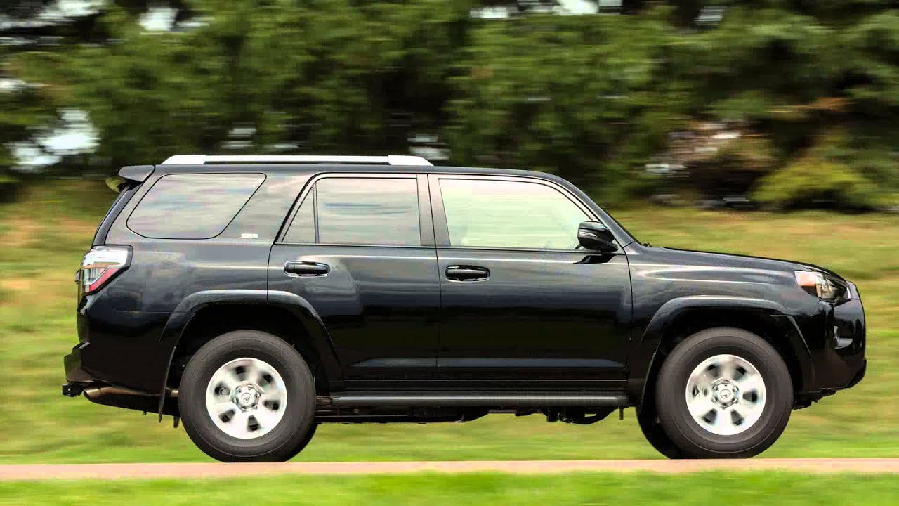 2015 toyota 4runner sr5 - youtube