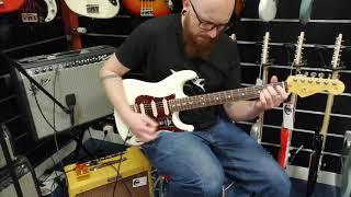 Fender American Pro II Strat HSS