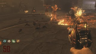 Black Ops 2 Zombies: Round 50