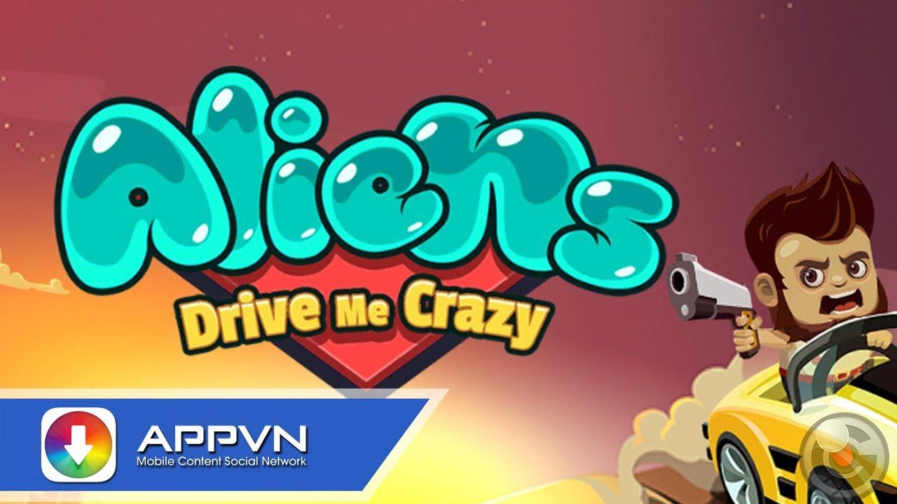 [Game] Aliens Drive Me Crazy - Game bắn người ngoài hành tinh
