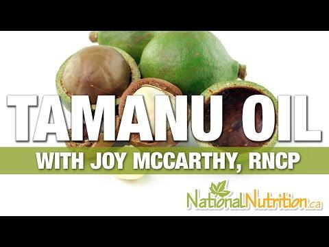 Professional Supplement Review - Tamanu Oil
