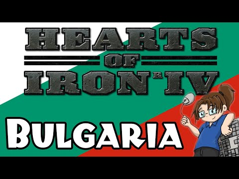Hearts of Iron IV: Brave Bulgaria! - Ep 4