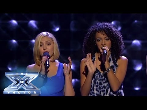 Sweet Suspense Covers Justin Bieber! - THE X FACTOR USA 2013