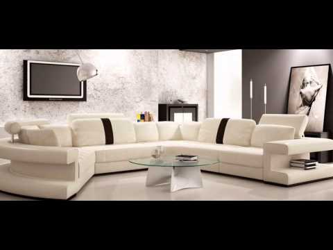 Sedari moderne bois decoration du monde 2015 youtube - Salon simple et beau ...