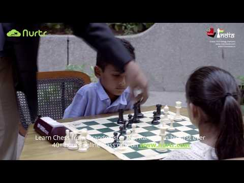 Chess Course by the Super Coach of India