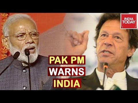 Ready To Give A Tough Fight If India Strikes: Pak PM Imran Khan Warns PM Modi