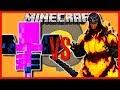 Minecraft - THE ULTIMATE WITHER VS BURNING GODZILLA (TANZANITE AND THE GODZILLA MOD GO HEAD TO HEAD)