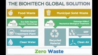 Best Zero Waste Solution: BioHiTech's Eco-Safe Digesters
