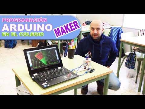 Programación Arduino en Educación Primaria