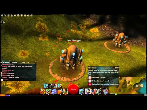 Guild Wars 2 Beta: Engineer Gadgets (Utilities)