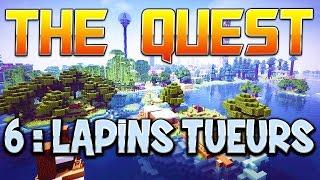 THE QUEST - Ep. 6 : Lapins Tueurs ! - Fanta et Bob Minecraft Adventure