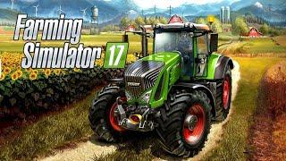 Играю в farming simulator 17