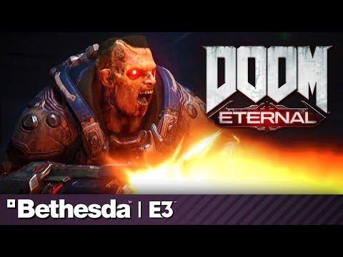 DOOM Eternal - Gameplay Demo   Bethesda E3 2019
