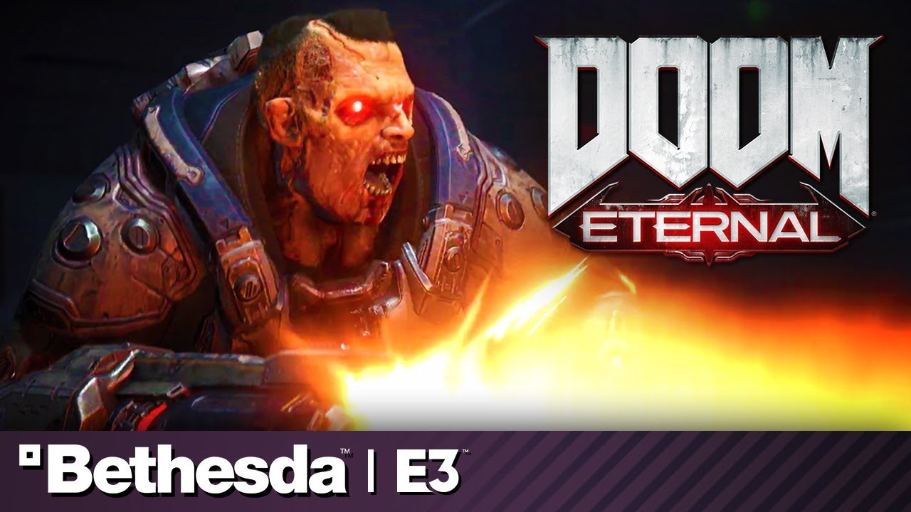 DOOM Eternal - Gameplay Demo | Bethesda E3 2019
