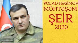 Polad Həşimova Möhtəşəm Şeir