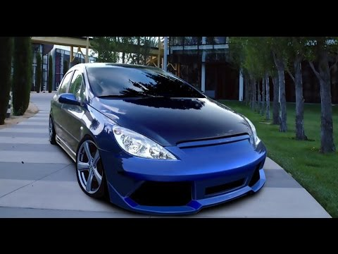 peugeot 307 tuning body kit youtube. Black Bedroom Furniture Sets. Home Design Ideas