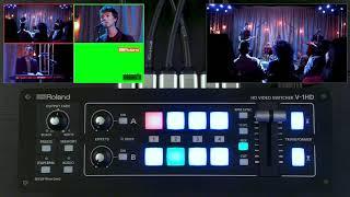 Roland V-1HD / V-1SDI - Three Things In Three Minutes