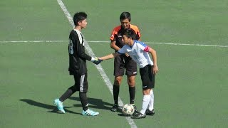 拔萃vs喇沙(2017.10.13.D1學界足球甲組)精華
