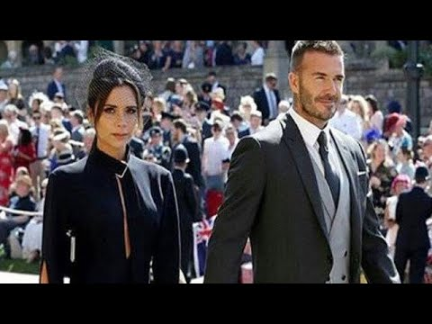 David Beckham dating storia