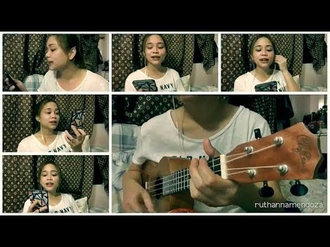 Hayaan Mo Sila (Ex B) Alternate Version Ukulele Cover - Ruth Anna