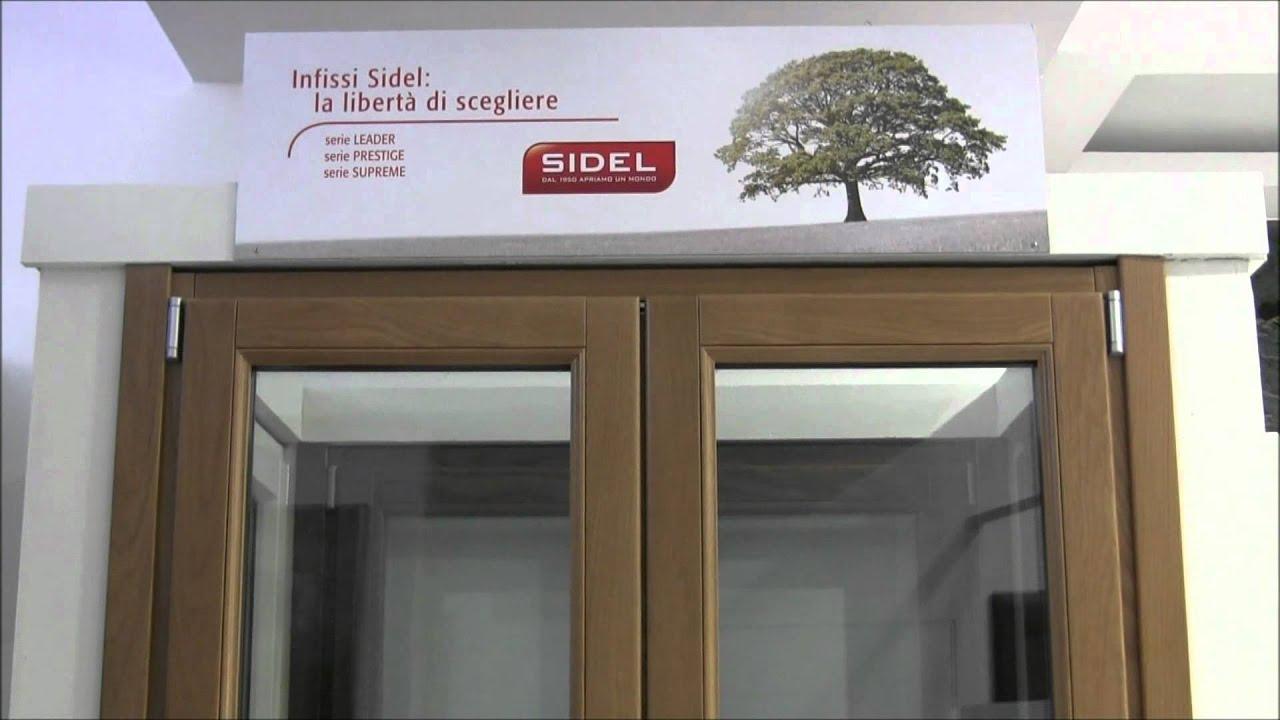 Edil porta porte blindate finestre in pvc scale serramenti genova youtube - Finestre pvc genova ...