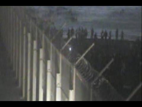 Interior publica más imágenes de la tragedia en Ceuta