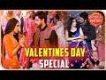 TV couples celebrate Valentines day in serial Guddan Tumse Na Ho Payega