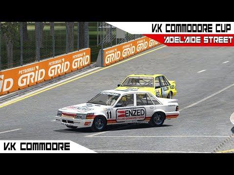 Automobilista - VK Commodore Cup @ Adelaide