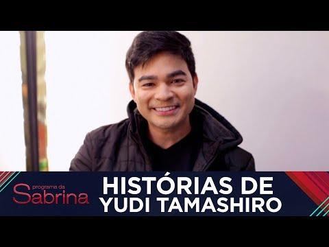 Yudi Tamashiro conta suas melhores histórias nos bastidores