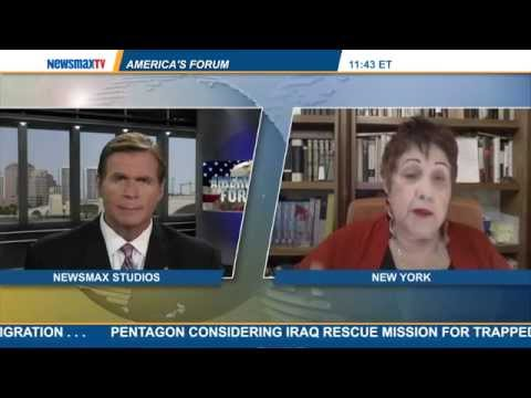 America's Forum | Phyllis Chesler discusses the ISIS terrorist group recruiting more women
