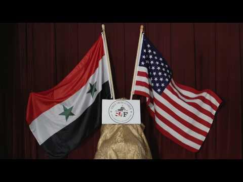 [MIRROR] Senator Richard Black talking about his visit to Syria...