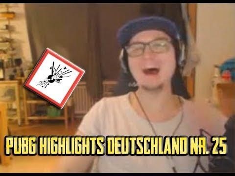 PUBG Highlights Deutschland #25 - Moondye7 und die Bombenzone!