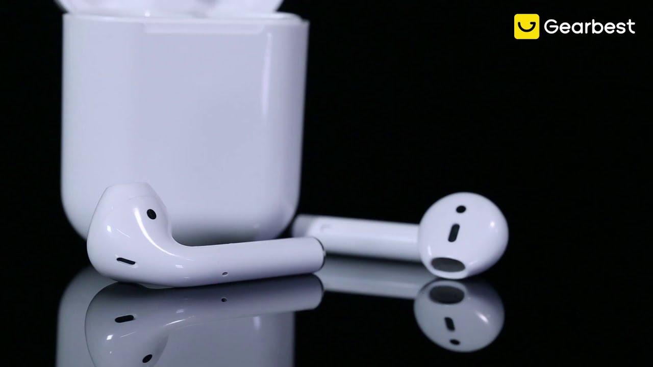 TWS-V10 Nuovo aggiornamento Cuffie Bluetooth senza fili True 5.0 Smart Touch Cuffie..