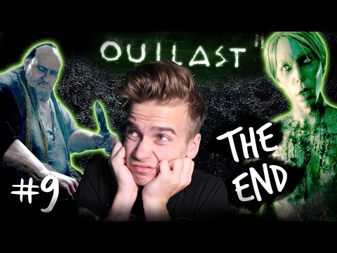 SO THIS IS HOW IT ENDS?! Outlast II #9