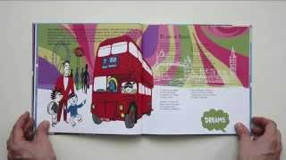 """""""Rolf & Flor en Londres"""" - book trailer"""