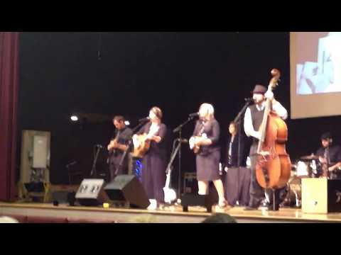 The Isaacs at Providence Academy in Johnson City, Tn. - Part 1