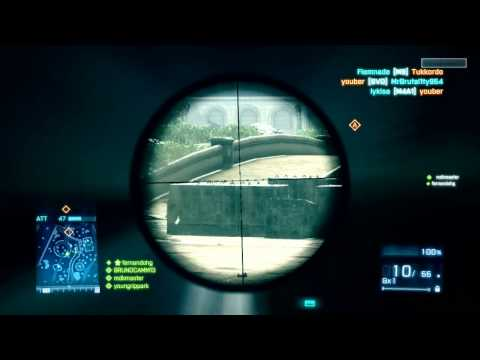 Battlefield 3 Gameplay Beta : I5 2500k + Gtx 460