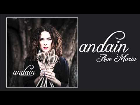 Клип Andain - Ave Maria